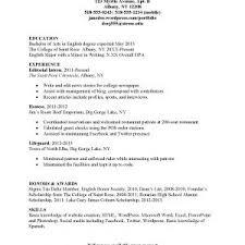 mla resume template intern resume sample marketing intern examples eager student internship sample marketing internship resume samples