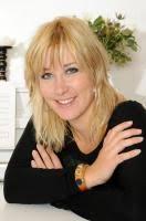HARDERWIJK - Fotoshoot Carrie ten Napel presentatrice RTV Oost en dochter van tv-voetbalcommentator Evert ten Napel - Napel_C_10110528