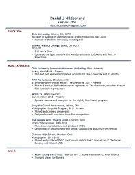 video editor resume   best template collection lance video editor resume