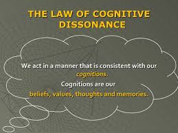 Image result for cognitive dissonance confusion