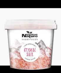 Pink <b>Himalayan Crystal Salt</b> - Creative Nature <b>Superfoods</b>