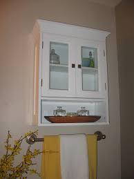 white bathroom shelves