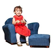 Keet Roundy Childrens Chair Microsuede with ... - Amazon.com