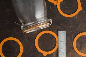 """<b>Набор из 6 резиновых</b> подкладок для банок """"Clip Top"""", 3 л ..."""