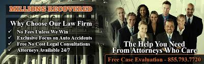 Los Angeles Car Accident Attorney Personal Injury Lawyer