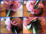 Как сделать топиарий с розами