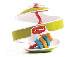 Погремушка <b>Tiny Love Чудо-шар зеленый</b> - купить в детском ...