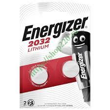 Купить <b>Батарейка ENERGIZER Lithium</b> CR2032 (упаковка 2шт ...