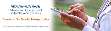 home e vital worklife mobile app