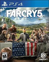 Far Cry 5 - PlayStation 4 Standard Edition: Ubisoft ... - Amazon.com