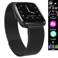 Heart Rate Fitness Watch Digital <b>Fashion Smart Watch</b> Women <b>Men</b> ...