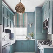 Turquoise Kitchen Turquoise Kitchens Interiors By Color 13 Interior Decorating Ideas