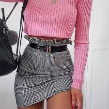 Tutu Top Rushed Saia <b>Skirts</b> Womens <b>2018 Summer</b> Autumn <b>Sexy</b> ...