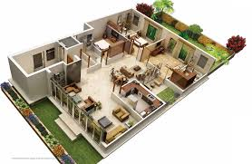 1000 images about house plan on pinterest floor plans small house plans and house plans awesome 3d floor plans