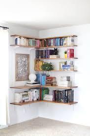 room shelf design wall build amp organize a corner shelving system a beautiful mess