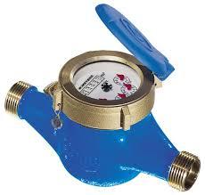 <b>Счетчик для холодной воды</b> d=50мм, L=260мм, метал.корпус TS ...
