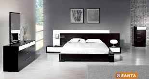 stylish black bedroom sets classic