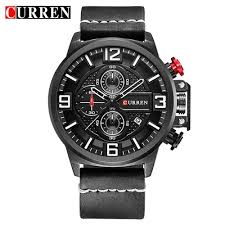 CURREN Sports Analog Army Military Men Watches ... - Vova