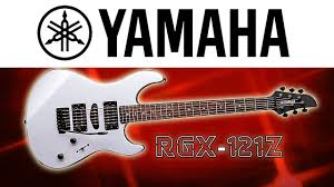 <b>Электрогитара YAMAHA</b> RGX-121Z - YouTube
