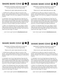 share bare cove park home able card tips