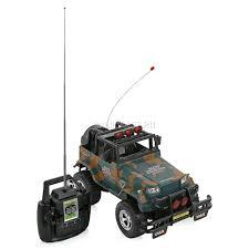 Автомобиль <b>радиоуправляемый Монстр</b>-трек <b>HuanQi</b> 627 зеленый