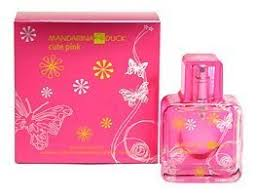 <b>MANDARINA DUCK CUTE PINK</b> by Mandarina Duck EDT SPRAY 1 ...