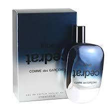 <b>Comme Des Garcons Blue</b> Cedrat Eau De Parfum Spray 3.4 Oz ...