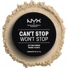 <b>Финишная</b> пудра Can't Stop Won't Stop SETTING POWDER ...
