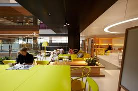 anz business centre colorful creative modern office space anz melbourne office