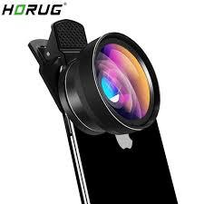 2019 <b>HORUG</b> Mobile Phone Lens For Phone <b>Smart</b> 0.45X Wide ...