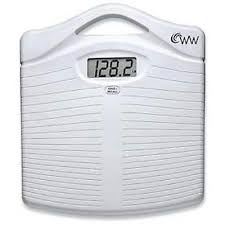 Conair Weight Watchers Ww11d <b>Portable Precision Electronic</b> Scale ...
