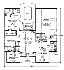 Crandall Cliff One Story Home   House Plans And More  House plans    Crandall Cliff One Story Home   House Plans And More  House plans and First Story