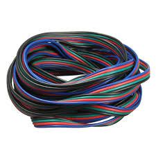 4-контактный <b>провод разъем</b> кабель удлинителя <b>LED</b> RGB газа ...