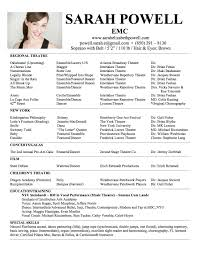 resume template page examples of resumes enhancv for one  81 surprising one page resume examples template