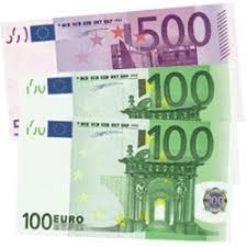Resultado de imagen de 700 euros
