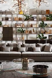 living room taipei woont love: wall mounted modular wooden bookcase brera gallottiradice