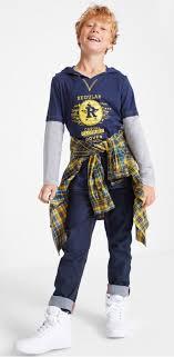 <b>Детские футболки</b> для <b>мальчиков</b> от bonprix онлайн