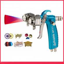 Prona MRS2-2R dual head manual <b>nano</b> spray gun, double nozzle ...