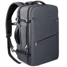 """17"""" <b>40L Laptop</b> Business Travel <b>Backpack</b> BP03001, gray"""