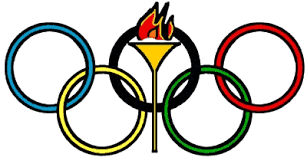 Image result for OLYMPIC RINGS CLIPART