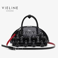 Famous Designer Brand, <b>Vieline women genuine</b> leather large ...