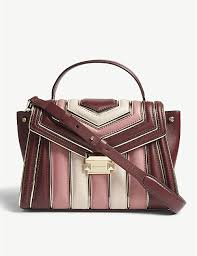 MICHAEL <b>MICHAEL KORS</b> Whitney leather medium satchel | Bags в ...