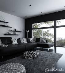 black and white interior design black white interior design