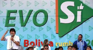 Resultado de imagen para referendo bolivia