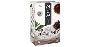 Numi <b>Organic Tea Chocolate Pu</b>-<b>erh</b>, 16 Count Box of <b>Tea</b> Bags ...