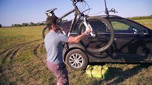 Тест велокрепления на крышу автомобиля <b>Thule</b> Proride 598 ...