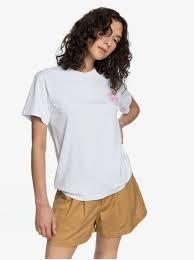 Женская укороченная <b>футболка Quiksilver Womens</b> ...