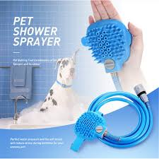 China <b>Pet Bathing Tool</b> Pet Shower Sprayer for Dog with Massage ...