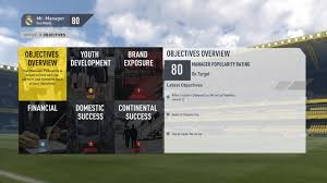 fifa career mode total club management first thoughts fifa fifa 17 career mode total club management first thoughts