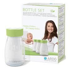 <b>Набор</b> из трех бутылочек <b>Ardo Bottle</b> Set - 150 мл — купить в ...